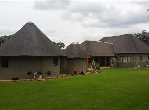 4 Bedroom Game Farm for Sale in Vaalwater