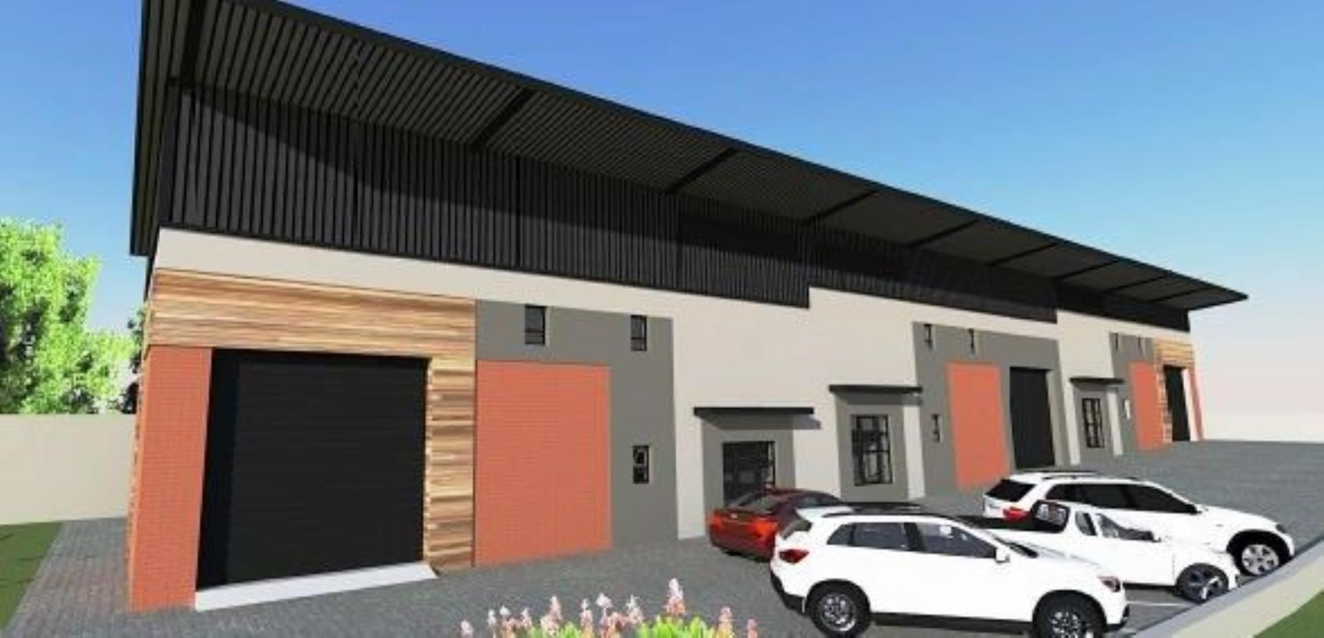 Factory to Let in Fairview