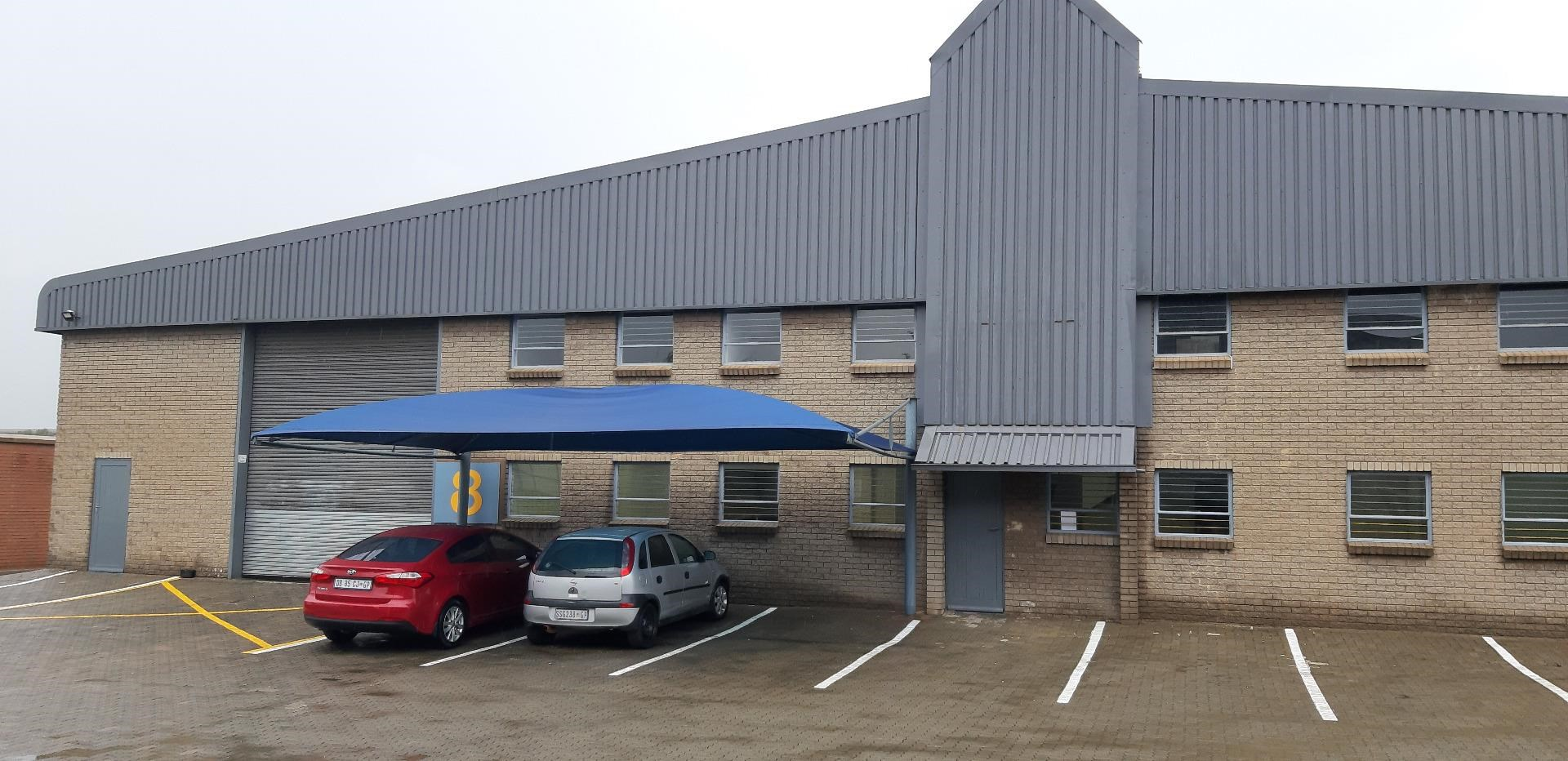 Industrial to Let in Wadeville