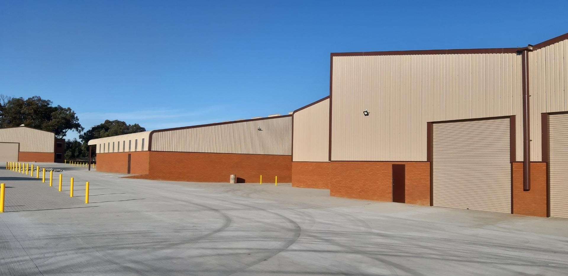 Industrial to Let in Van Dyk Park