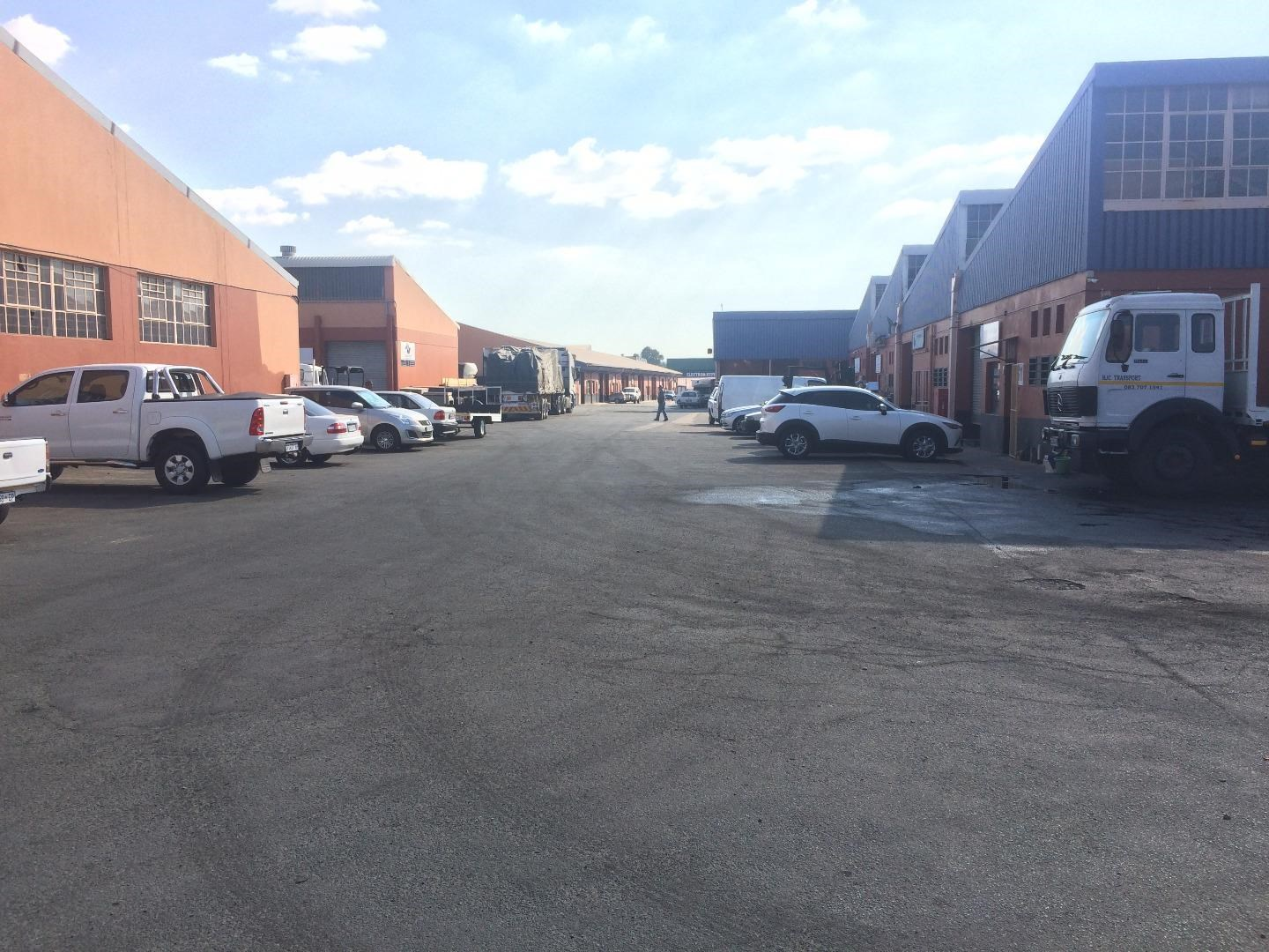Industrial to Let in Steeledale