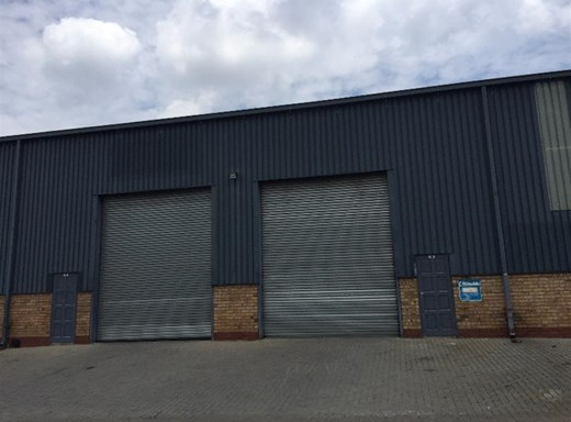 Industrial to Let in Jet Park