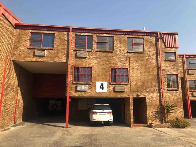 Strydompark Industrial To Rent