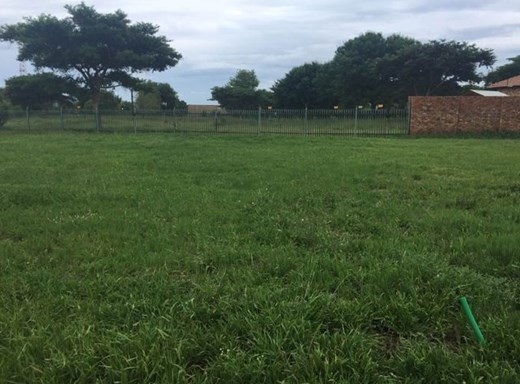 Vacant Land for Sale in Brits Central