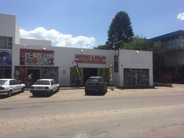 Brits Central Retail For Sale