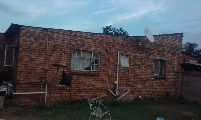 4 Bedroom House for Sale in Witbank Central