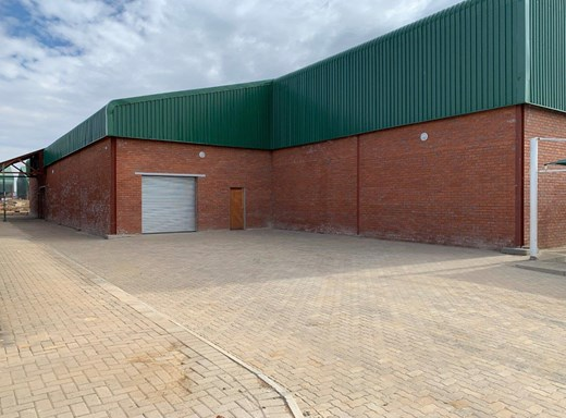 Warehouse to Let in Oos Einde