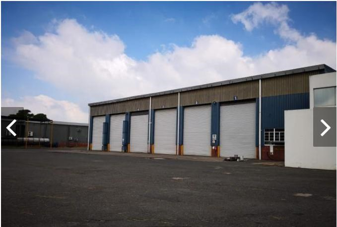 Industrial to Let in New Germany