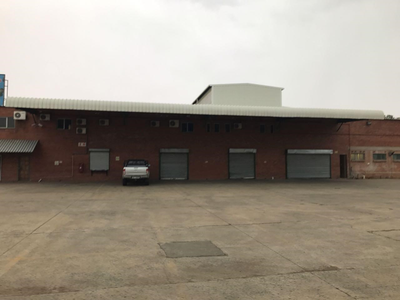 Warehouse to Let in Kimberley