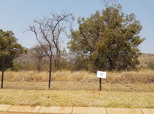 Vacant Land for Sale in Redstone Private Country Estate