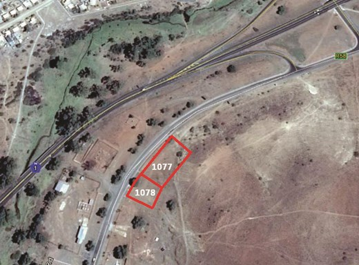 Commercial Vacant Land for Sale in Colesberg