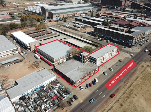 Office Building for Sale in Pretoria West