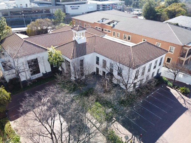 Houghton Estate Office For Sale
