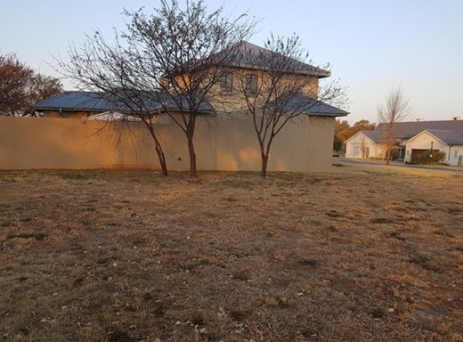 Vacant Land for Sale in Parys Golf & Country Estate