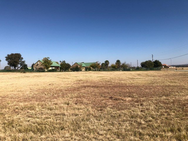 Vacant Land for Sale in Grimbeek Park