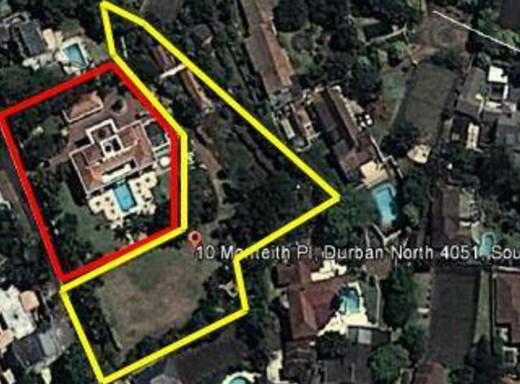Vacant Land for Sale in Durban North