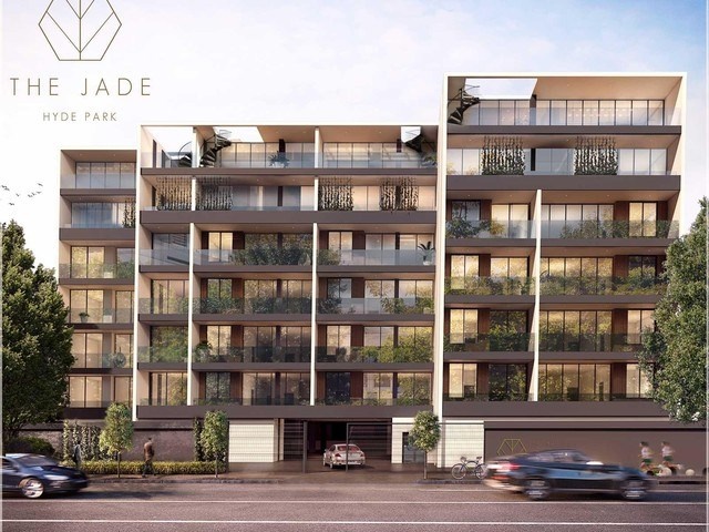 2 Bedroom Apartment for Sale in Hyde Park