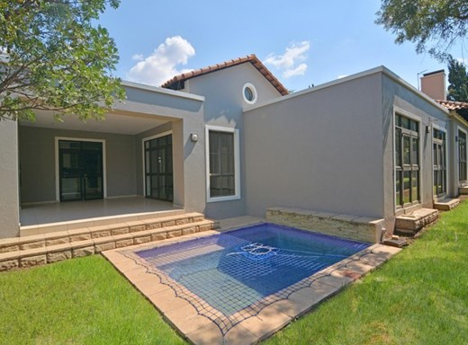 3 Bedroom House to Rent in Dainfern Golf Estate