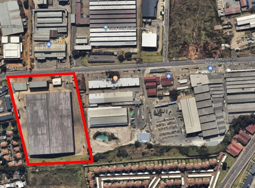 Warehouse to Let in Meadowbrook