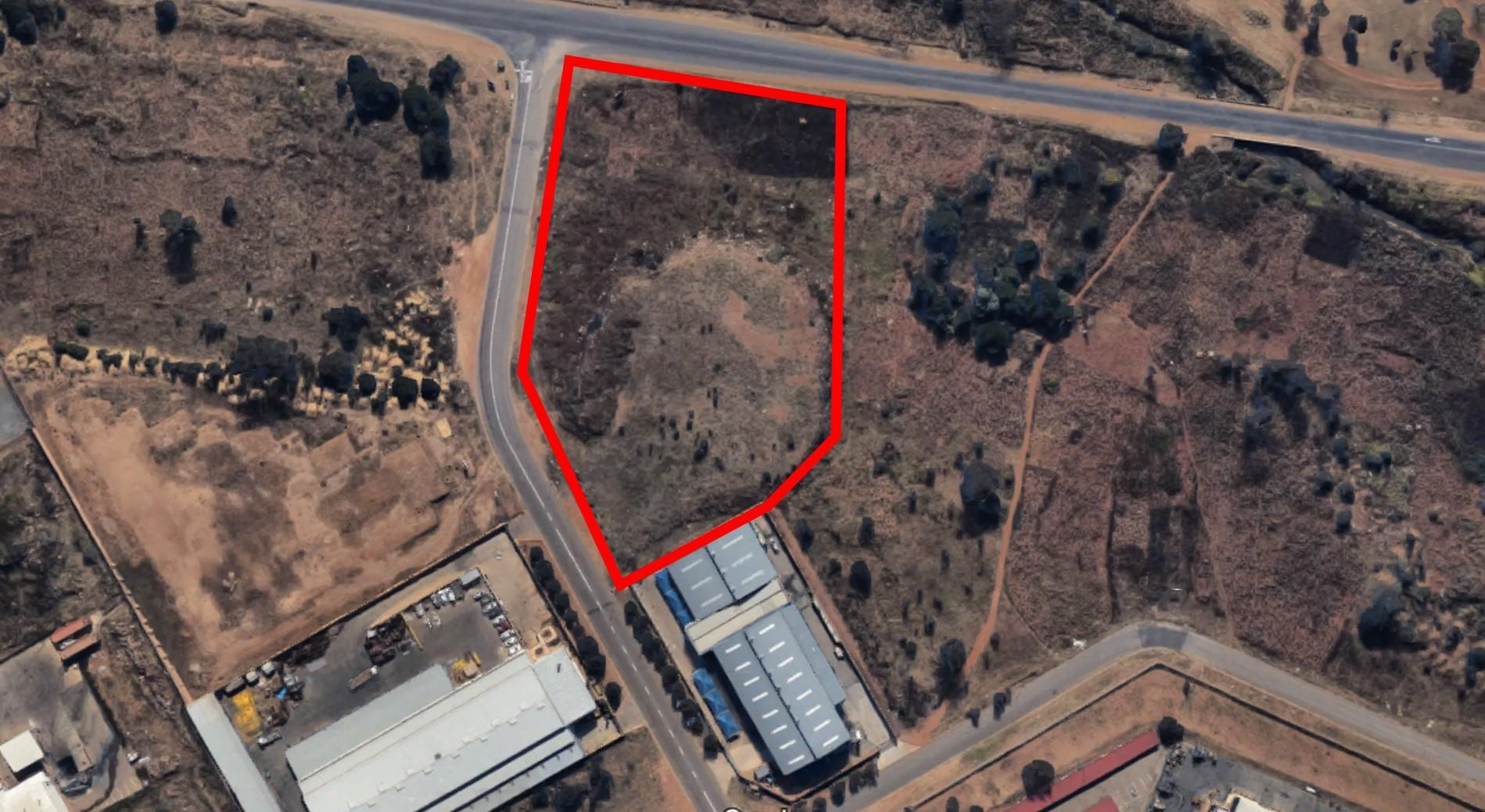 Commercial Vacant Land for Sale in Clayville
