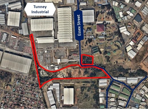 Commercial Vacant Land for Sale in Tunney