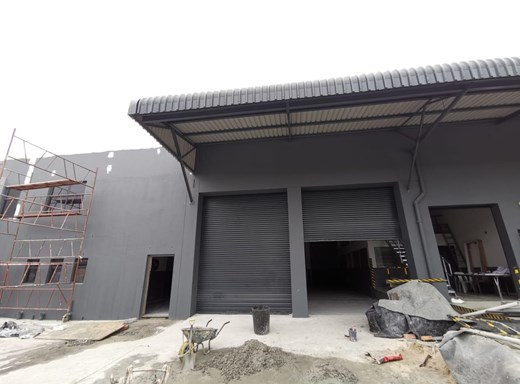 Office Building to Let in Paarden Eiland