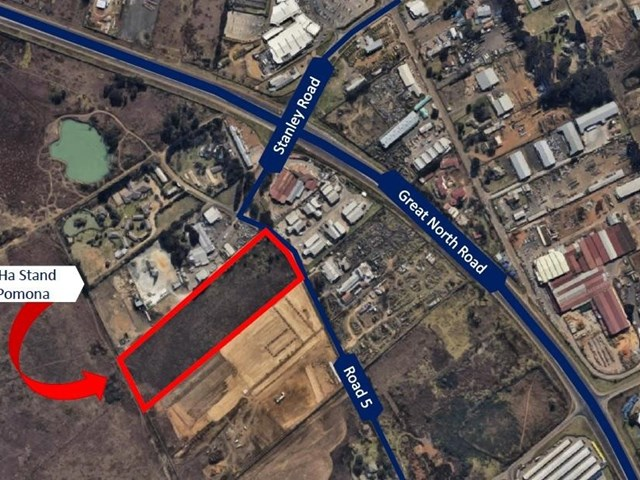 Pomona Commercial Vacant Land For Sale