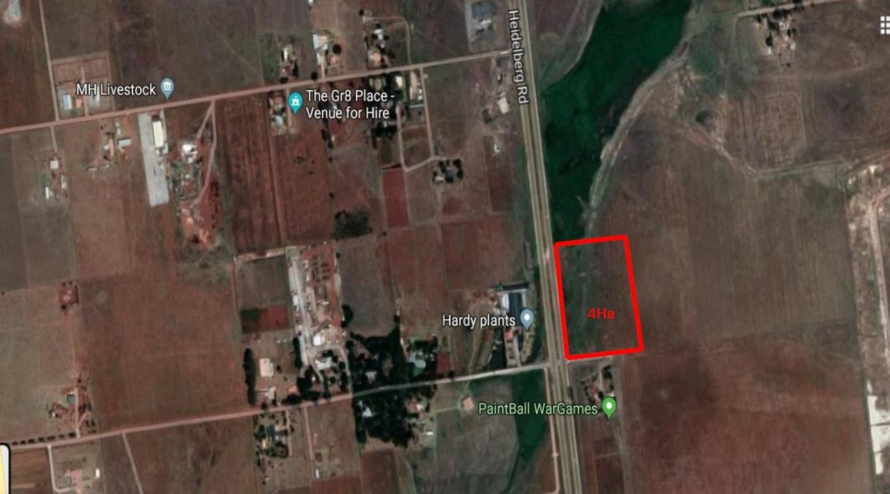 Commercial Vacant Land for Sale in Brakpan Central