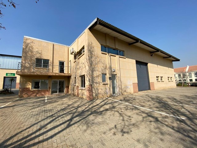 Halfway House Warehouse To Rent