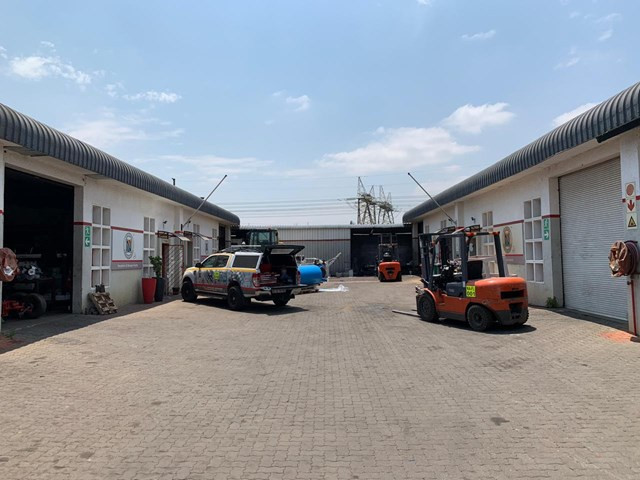 Alrode South Warehouse For Sale