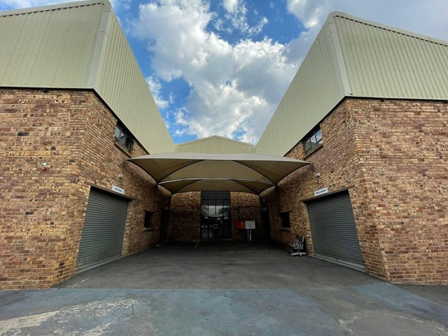 Edenvale Warehouse To Rent