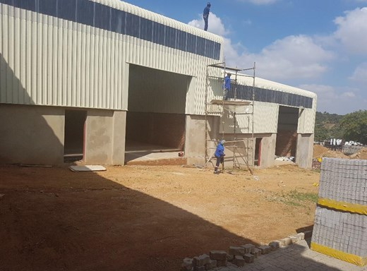 Mini Factory to Let in Alberton