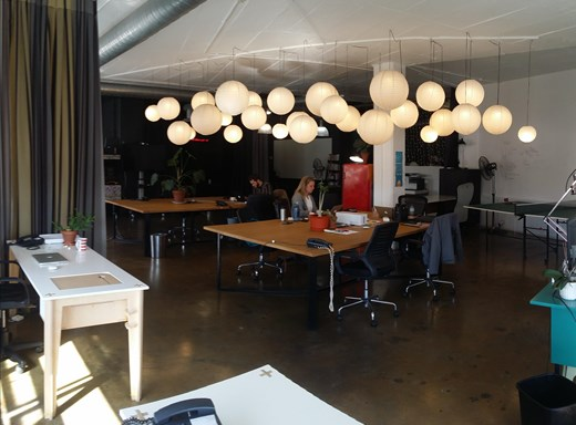 Office for Sale in De Waterkant