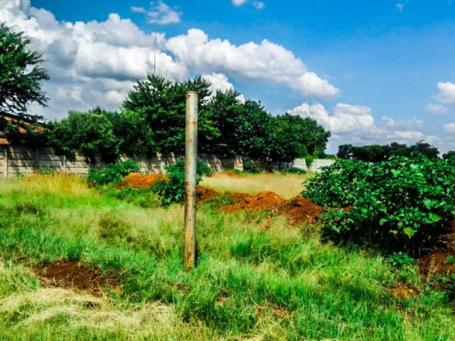 Riversdale Vacant Land For Sale