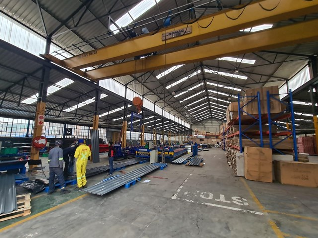Anderbolt Warehouse To Rent