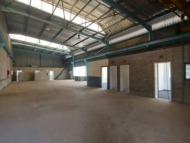 Alrode Factory To Rent