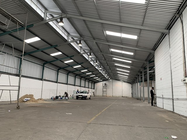 Sidwell Warehouse To Rent