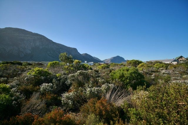 Vacant Land for Sale in Bettys Bay