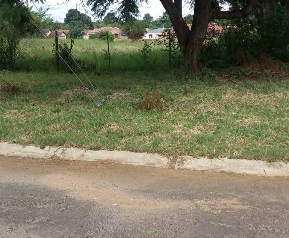 Vacant Land for Sale in Louis Trichardt