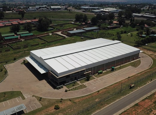 Warehouse for Sale in Ermelo