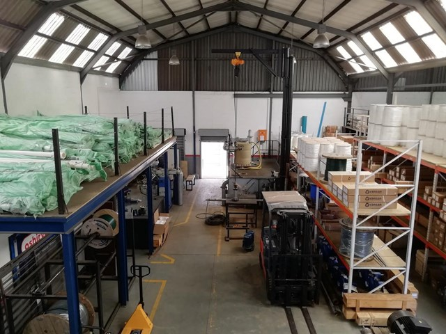 Stikland Industrial Warehouse To Rent