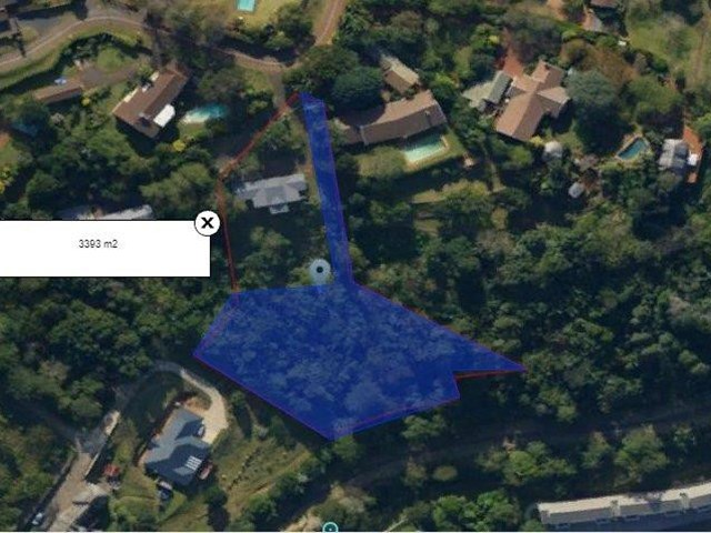 Kloof Vacant Land For Sale