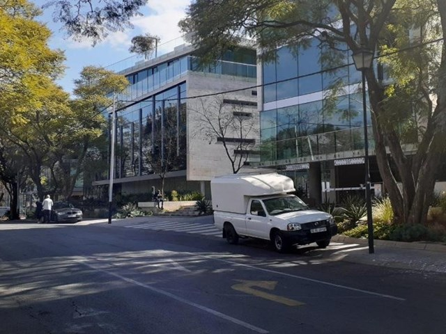 Illovo Office To Rent