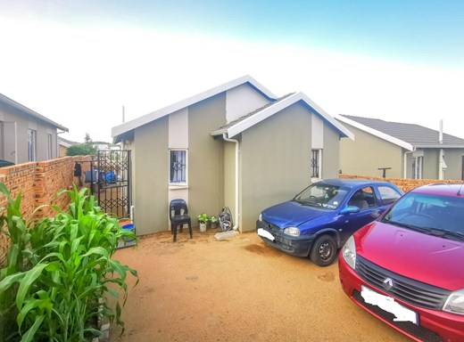 3 Bedroom House for Sale in Cosmo City
