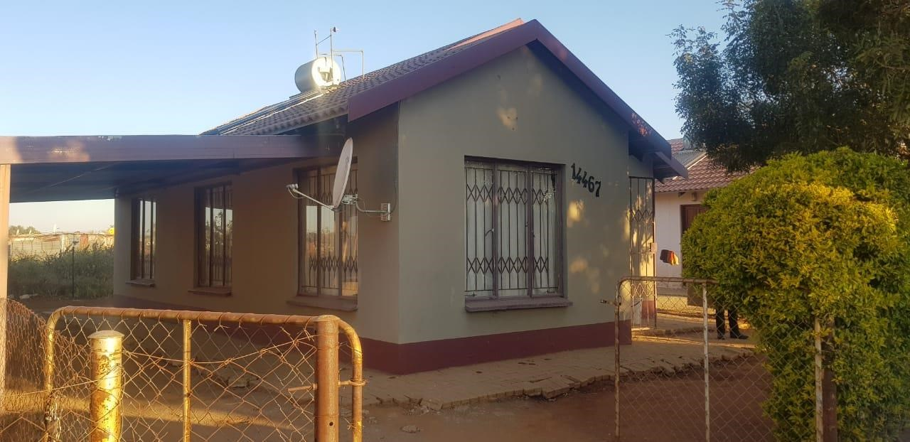 3 Bedroom House for Sale in Boitekong