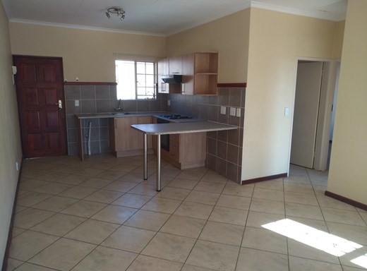 2 Bedroom Townhouse to Rent in Rynfield