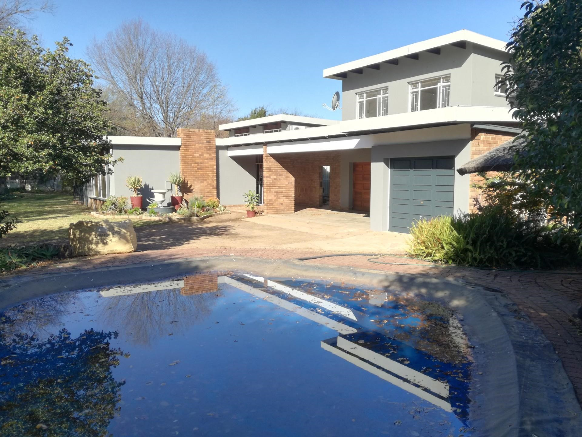 4 Bedroom House to Rent in Sasolburg Central