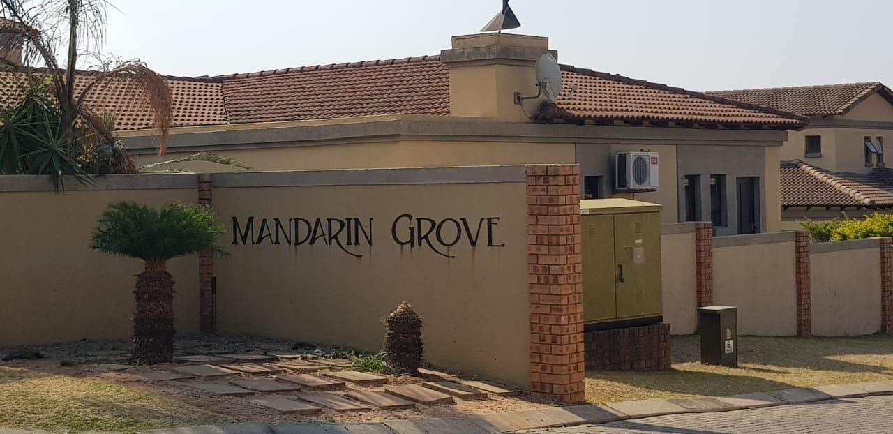 3 Bedroom Townhouse to Rent in Nelspruit Central