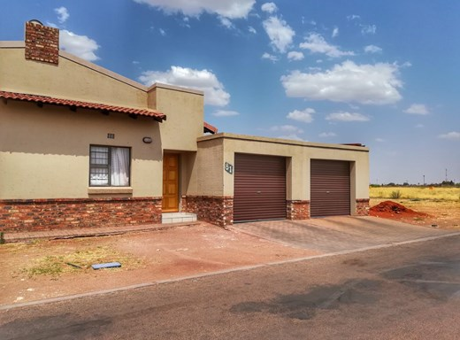 2 Bedroom House for Sale in Kathu