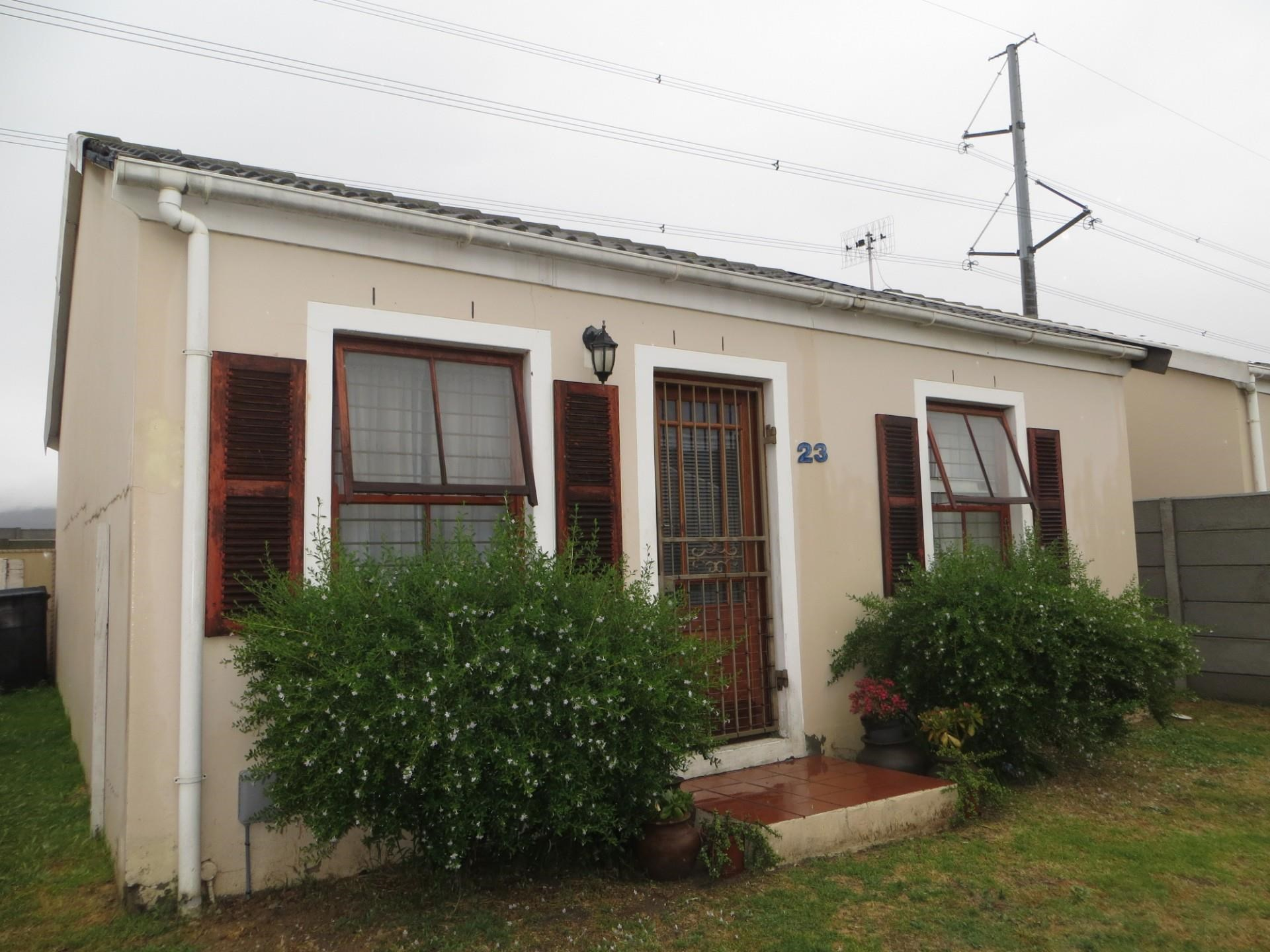2 Bedroom House for Sale in Guldenland